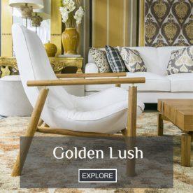 Coleção Golden Lush
