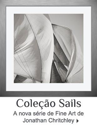 Coleção de Quadros Sails
