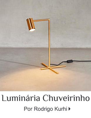 Luminária Chuveirinho