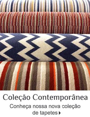 Coleção de Tapetes Contemporânea