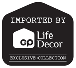 Imported by GP Life Decor
