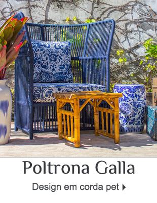 Poltrona Galla