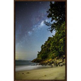 Céu Estrelado - Praia do Éden Guarujá