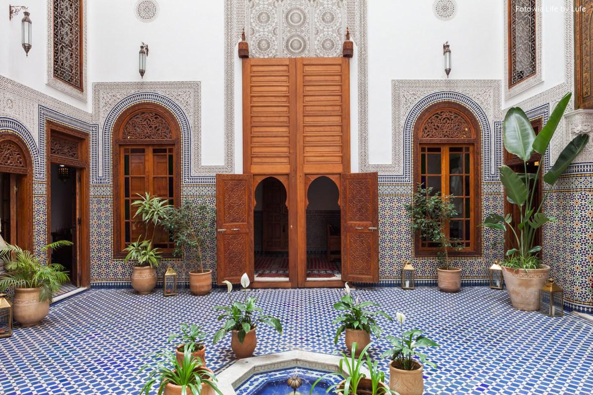 Inspiração Marroquina 1