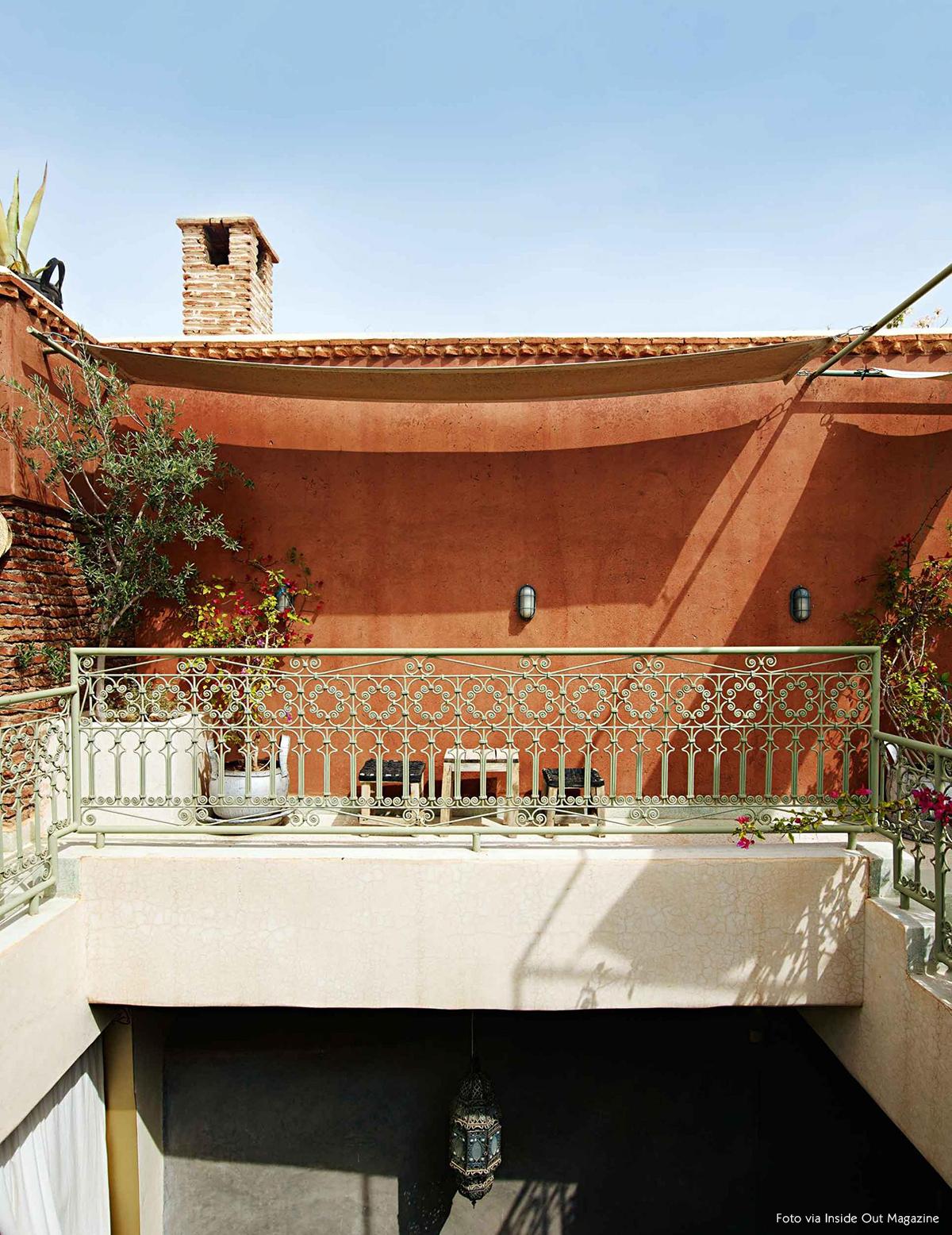 Inspiraçao marroquina