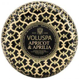 Vela Voluspa Apricto & Aprilia Lata 2 Pavios