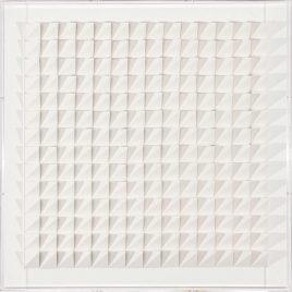 Quadro Geometrical Branco