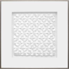 Quadro Forms Branco