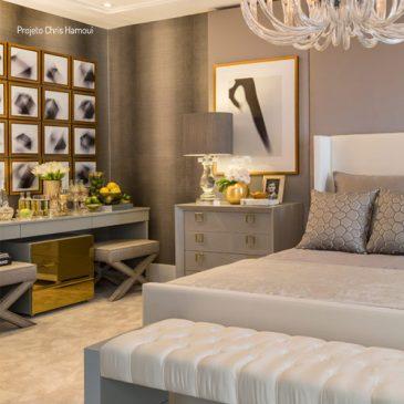 Golden decor: traga a luz para dentro de casa