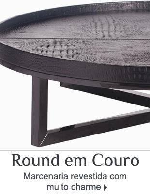 Round em Couro