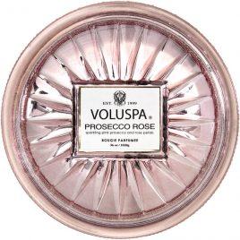 Vela Voluspa Prosecco Rose Pote Vidro Grande