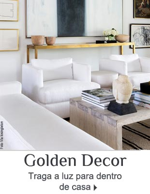 Golden Decor