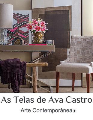 As Telas de Ava Castro
