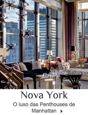 Banner Nova York