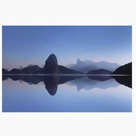 Quadro Rio Reflections