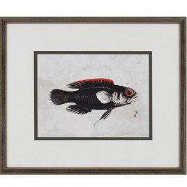 4946-VINTAGE FISH