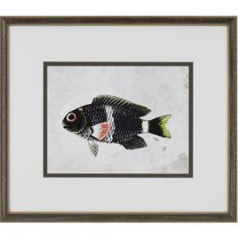 4947- VINTAGE-FISH