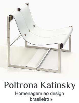 Poltrona Katinsky