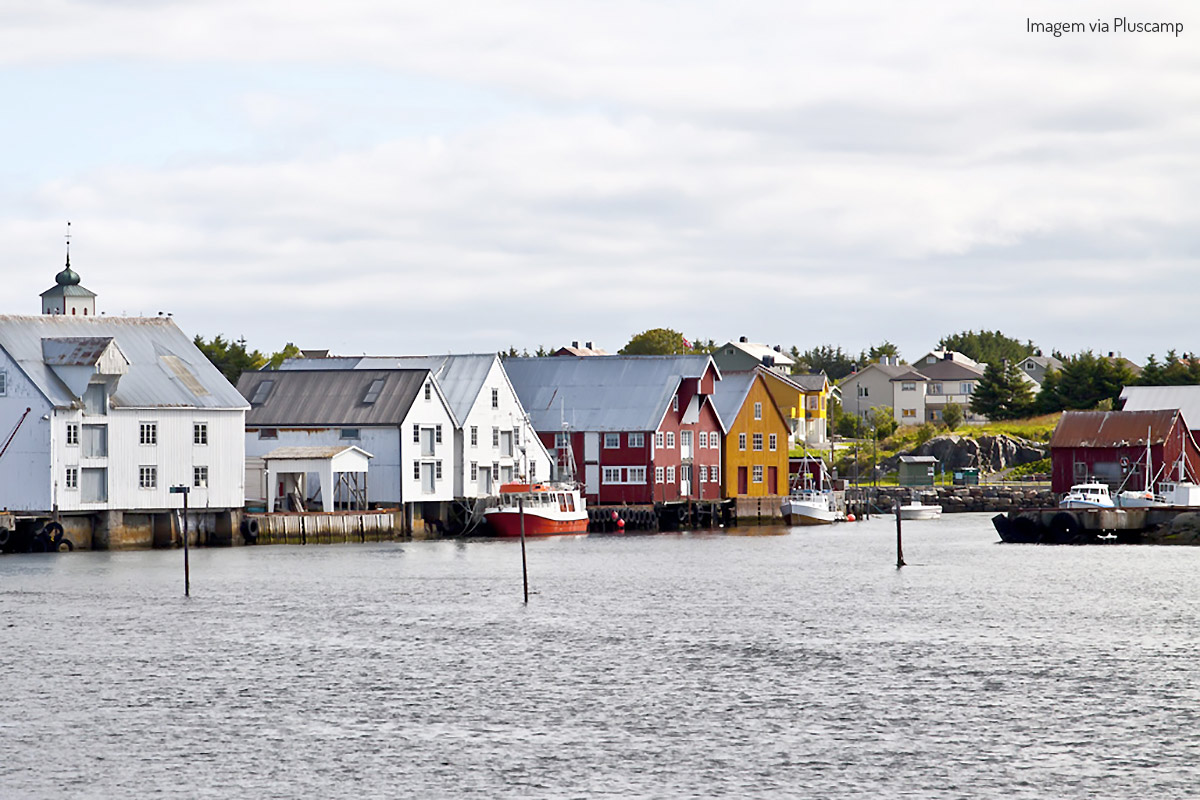Viagem a Escandinavia