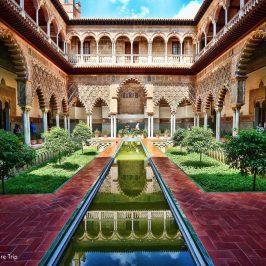 Oriente na Andaluzia