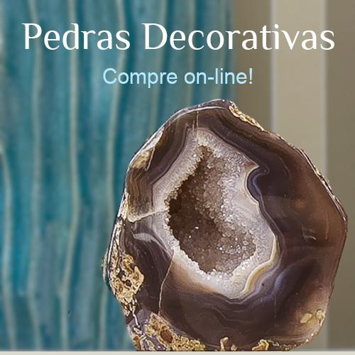 Pedras Decorativas - Loja Virtual