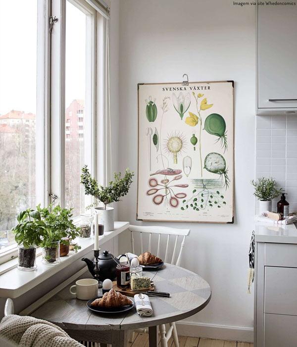 A arte botanica