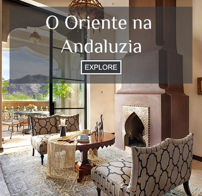 O Oriente na Andaluzia
