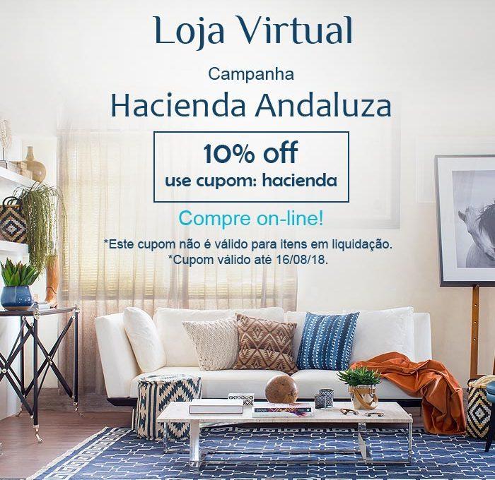 Loja Virtual - Campanha Hacienda Andaluza