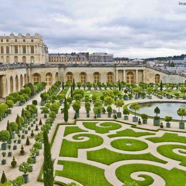 Versailles e as L´Orangeries: inspiração para a casa