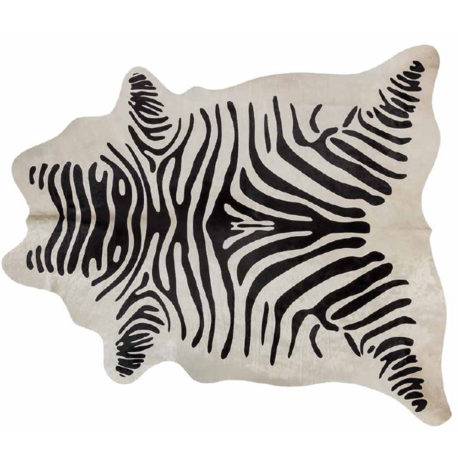 Zebra Serigrafada