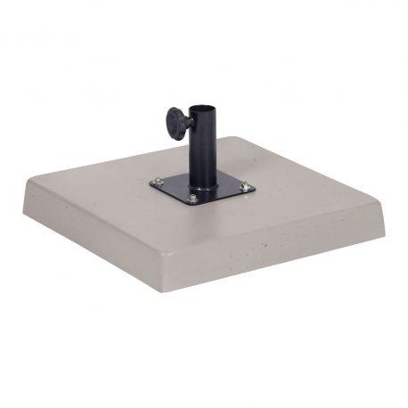 7853120-Base Ombrelone Central Prime Concreto