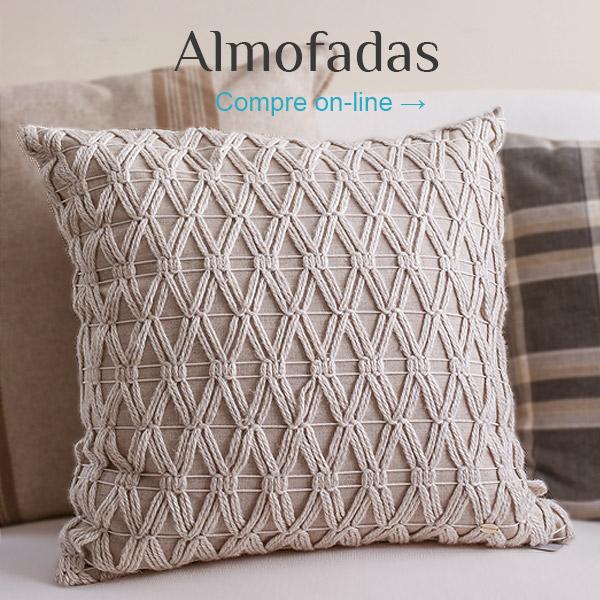Almofadas - Loja Virtual