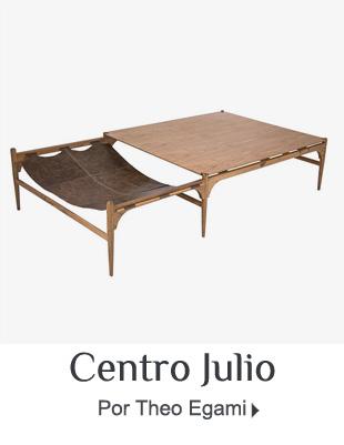 Mesa de Centro Julio