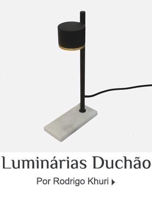 Luminária Duchão