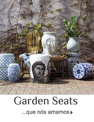 Garden Seats que Amamos