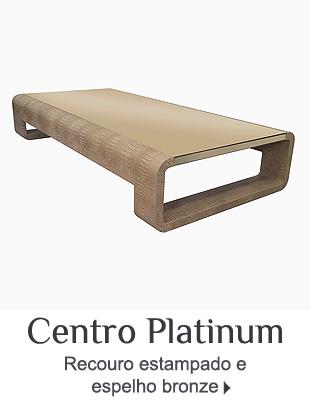 Mesa de Centro Platinum 6141
