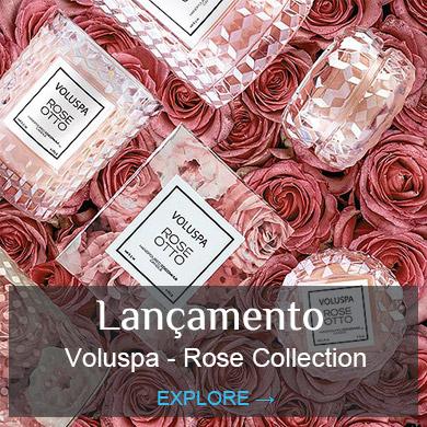 Lançamento - Rose Collection