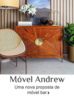 Móvel Bar Andrew