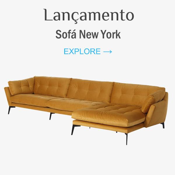 Lançamento - Sofá New York