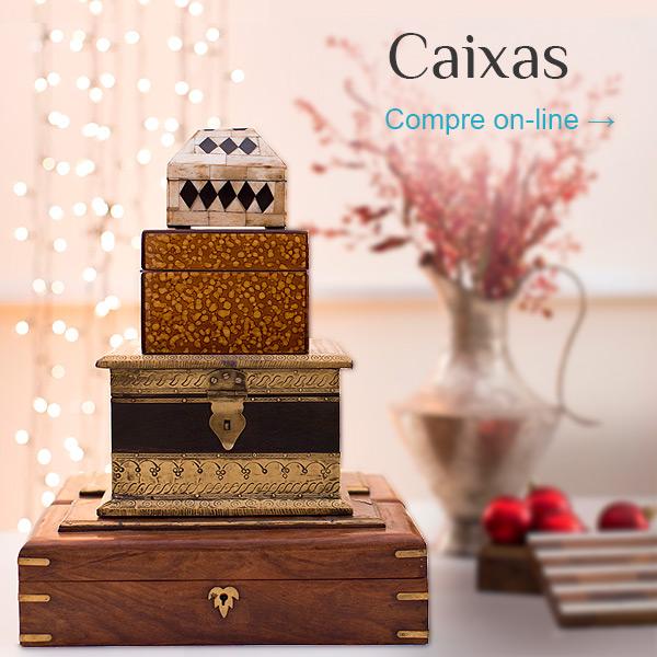 Caixas - Compre on-line!
