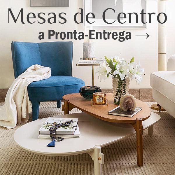 Mesas de Centro a Pronta-Entrega
