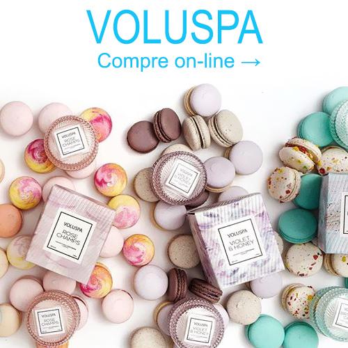 Voluspa - Compre on-line!