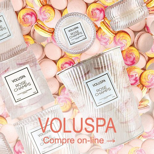 Voluspa - Compre on-line!