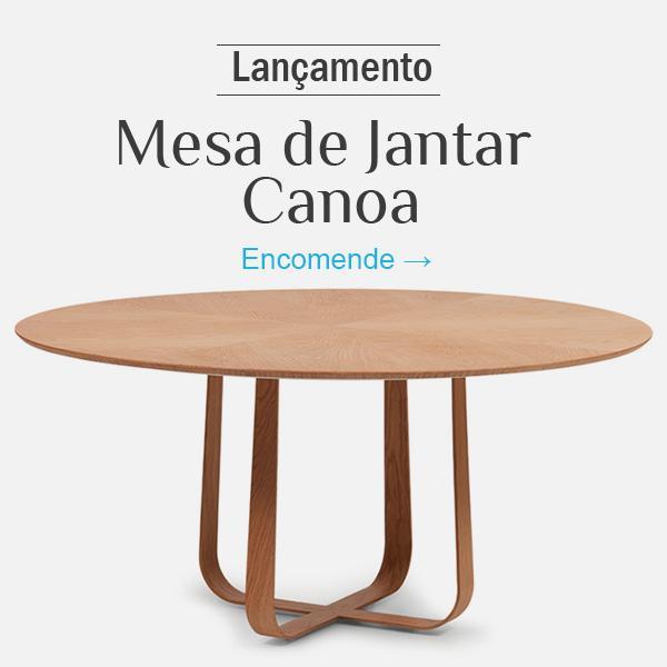 Mesa de Jantar Canoa