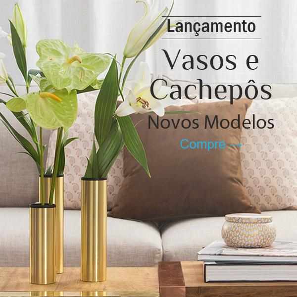 Vasos e Cachepôs