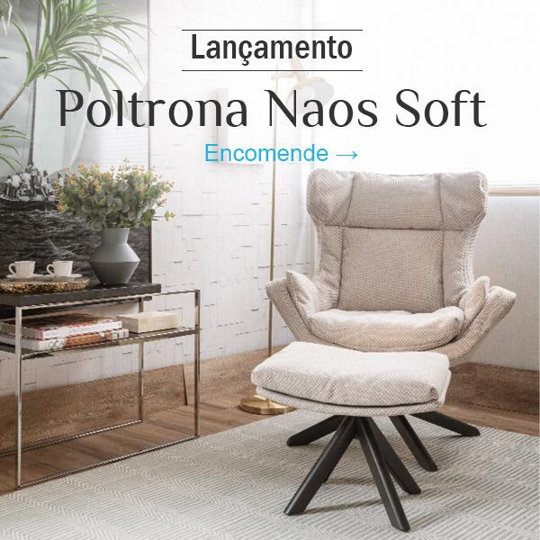 Poltrona Naos Soft