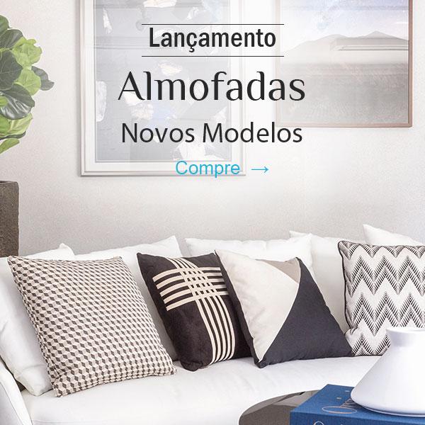 Almofadas - Novos Modelos