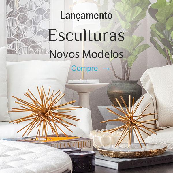 Esculturas - Novos Modelos