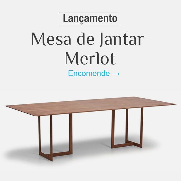 Mesa de Jantar Merlot