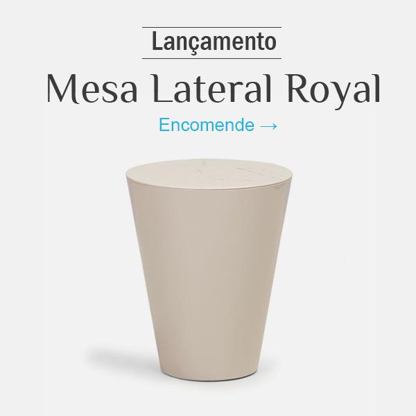 Royal - Lançamento